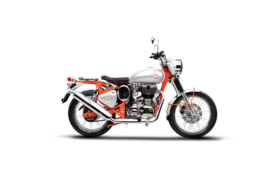 Royal Enfield Bullet Trials 350 STD On-Road Price and