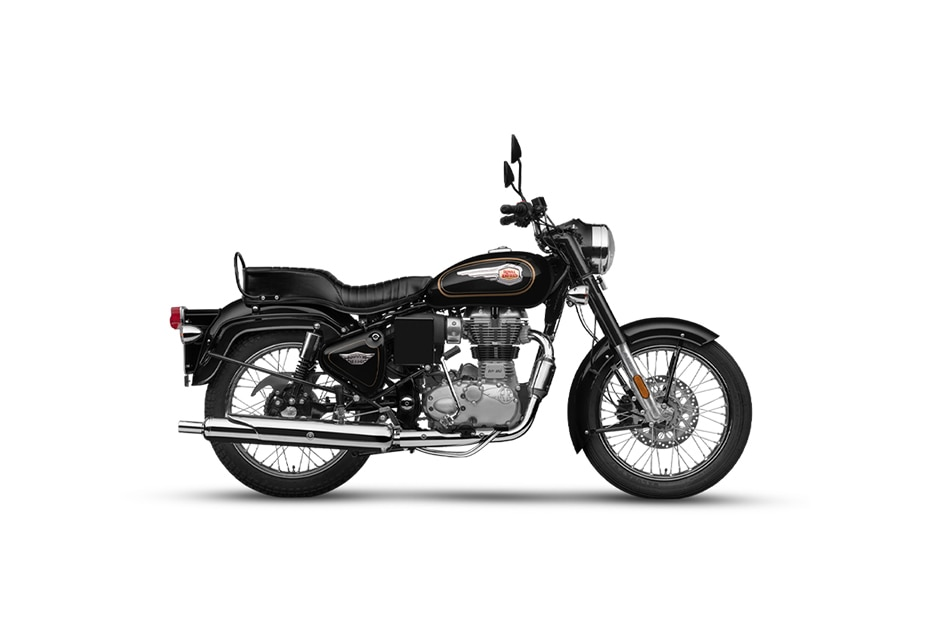 Royal Enfield Bullet 350 STD On Road Price in Lucknow