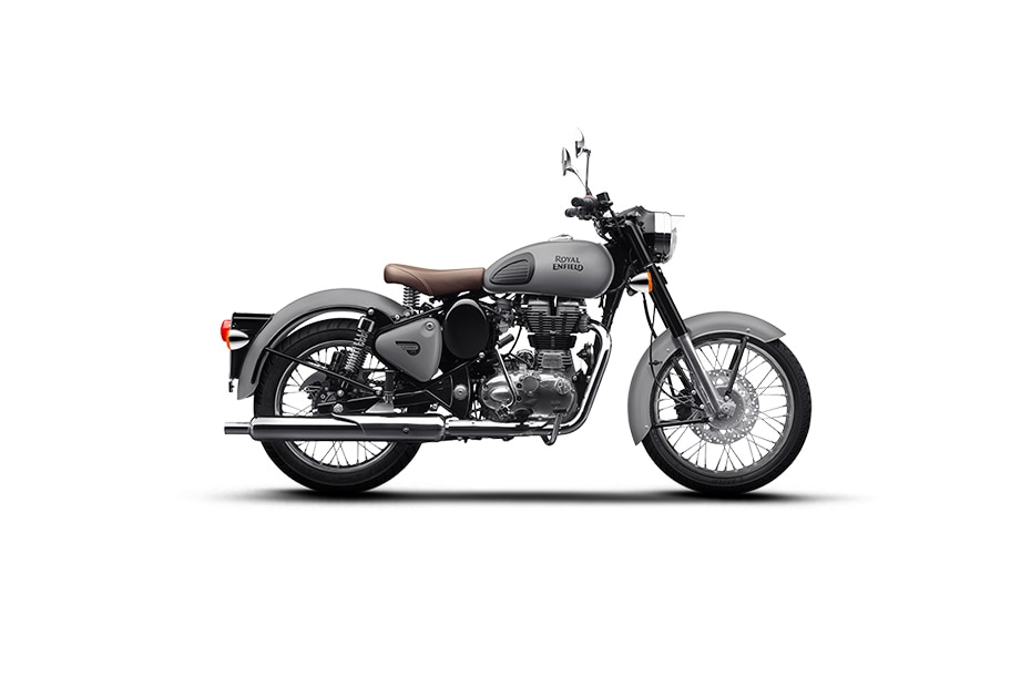 Royal Enfield Classic 350 Gunmetal Grey On-Road Price and