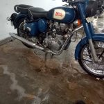 Royal Enfield Classic 350 Gunmetal Grey Price Images Mileage Specs Features
