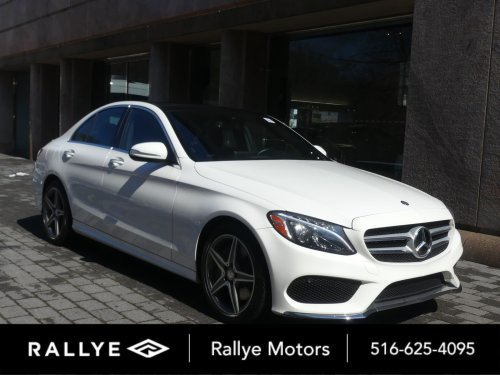 small resolution of certified pre owned 2015 mercedes benz c class c 300 sport