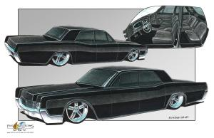 1962 lincoln continental hot rod wiring diagrams repair Black Bedroom Furniture Sets Home