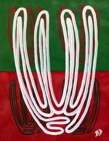 WHITE-ORGAN-PIPE-RED-GREEN_16X20_ACRYLIC_774x1000