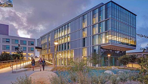 UCSD Tata Hall