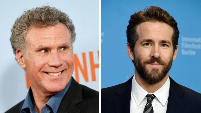 Will Ferrell Ryan Reynolds Spirited Christmas movie Massachusetts