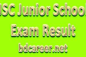 Junior School Exam Result