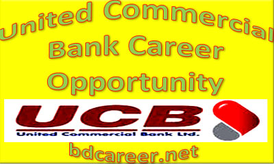 United Commercial Bank Job Circular 2020