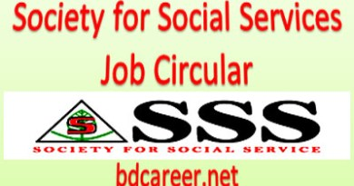 Society Social Services Job 2020