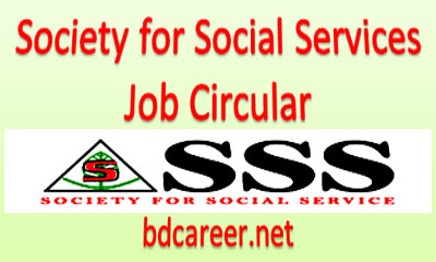 Society Social Services Job 2021