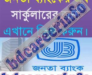 Janata Bank AEO-RC Admit Card Download 2017