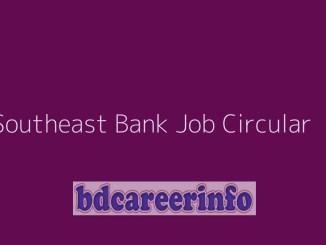 Southeast Bank Job Circular 2019