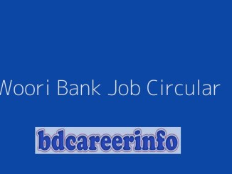 Woori Bank Job Circular 2019