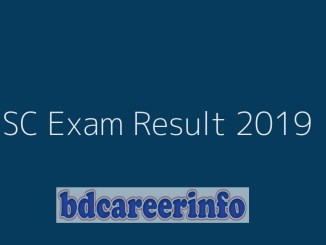 HSC Exam Result 2019 Bangladesh