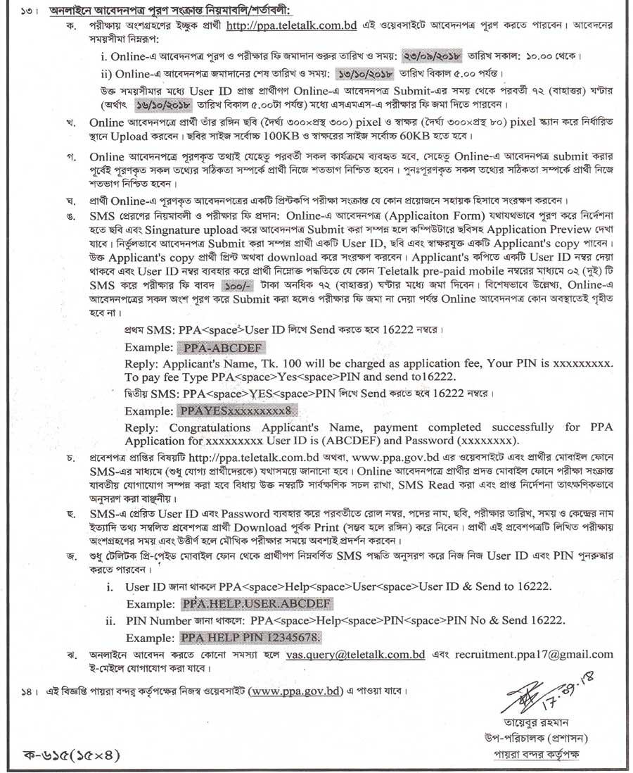 ppa-job-circular-2018-bd