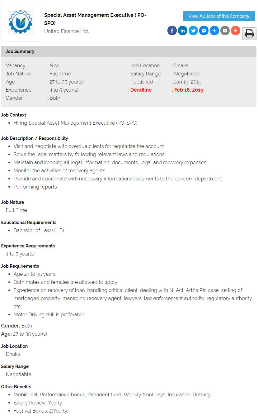 special asset management executive ( po-spo) (1)
