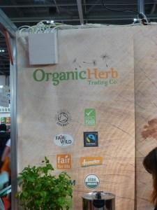 Organic Herb trading co