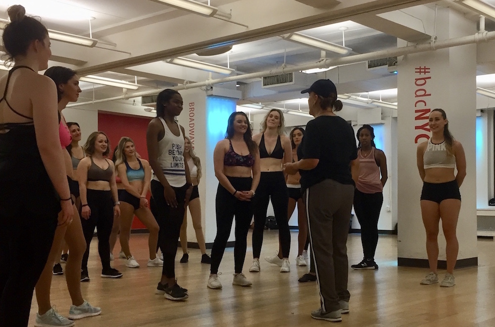 Kitty Carter's Team Classes at Broadway Dance Center