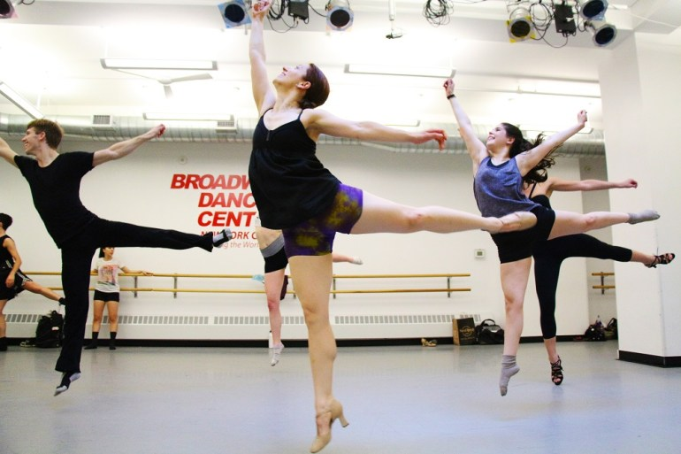 Broadway Dance Center.