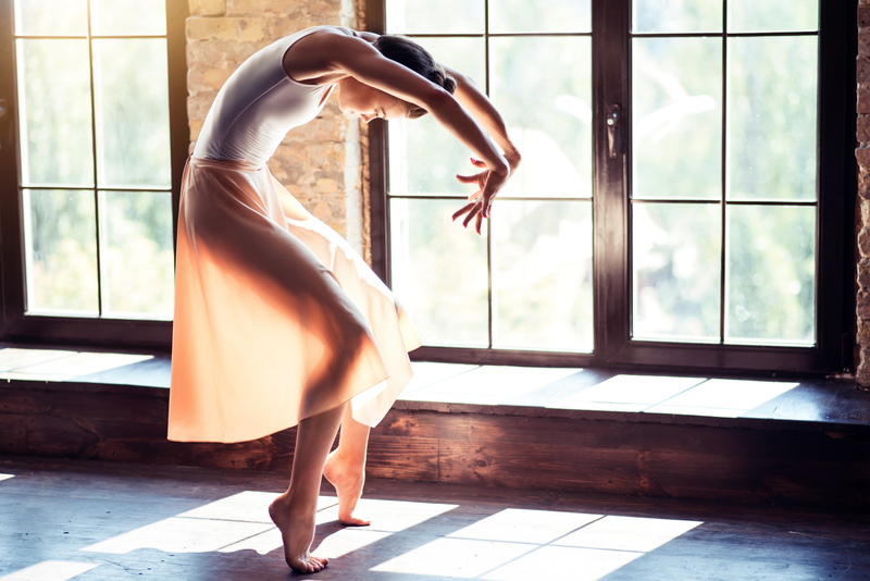 The healing power of dance: talking about it isn't enough