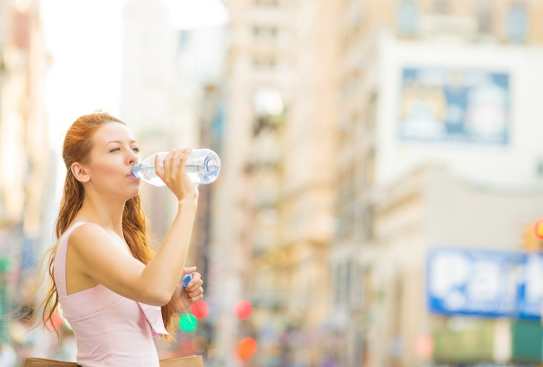 Summer hydration for dancers