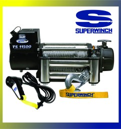 superwinch 11500lb synthetic cable [ 1210 x 1208 Pixel ]