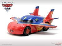 World of Cars : prsentation du personnage Flash McQueen ...