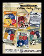 Design concept for Shop.NHL.com catalog cover-Adapted for upcoming 2012-2013 Season