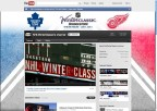 Youtube Skin for 2013 NHL Winter Classic