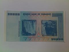 Zimbabwe: 100 Trillion