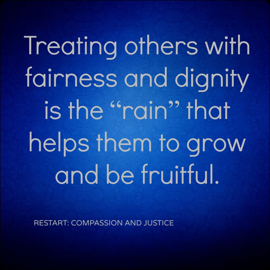 fairness and dignity