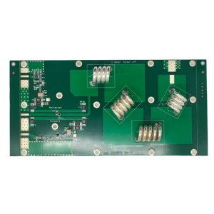 1500W FM Low Pass Filter with Directional Coupler