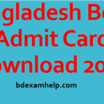 Bangladesh Betar Exam Date 2019 and Admit Card pdf Download