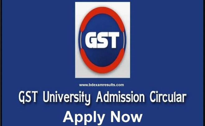 GST Admission AC BD