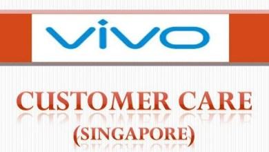 Singapore Vivo Customer Care