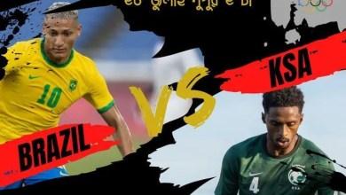 Brazil vs Soudi Live