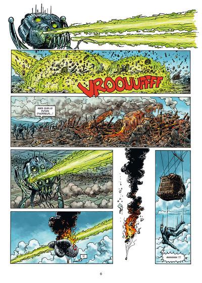La Grande Guerre Des Mondes : grande, guerre, mondes, Grande, Guerre, Mondes, BDfugue.com