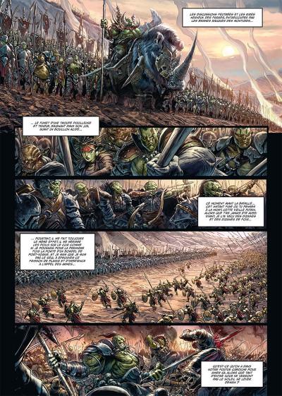 Terres d'Arran : Orcs & Gobelins Tome 6. Airaak de Nicolas