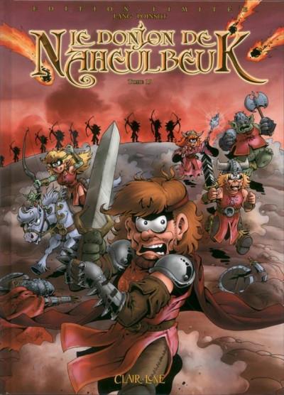 Le Donjon De Naheulbeuk Bd : donjon, naheulbeuk, Donjon, Naheulbeuk, édition, Limitée, BDfugue.com