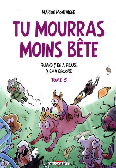 Tu Mourras Moins Bete Saison 3 : mourras, moins, saison, Mourras, Moins, Bête, BDfugue.com
