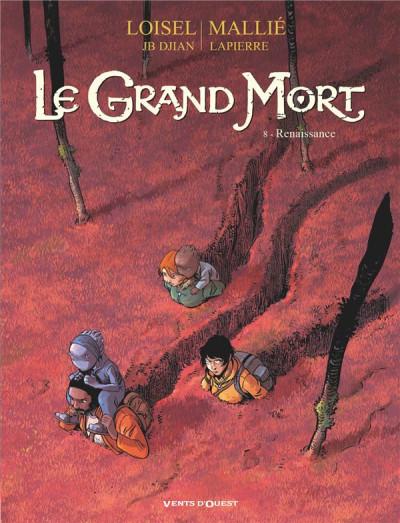 Le Grand Mort Tome 9 : grand, Grand, BDfugue.com