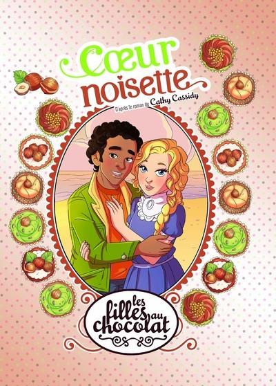 Les Filles Au Chocolat Bd : filles, chocolat, Filles, Chocolat, BDfugue.com