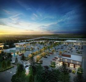 Springwoods Aerial Site Plan
