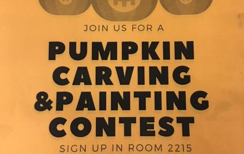 Pumpkin Carving & Painting Contest