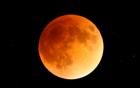 "January's ""Super Blood Moon"""