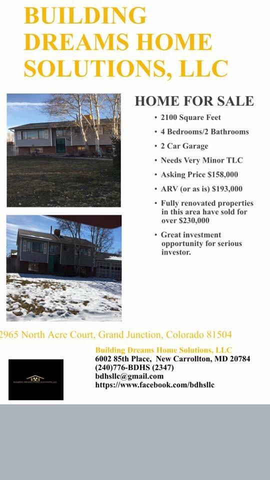 Building Dreams home solutions llc Page 2 Building