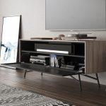 Sector 7527 Modern Media Console Tv Stand Bdi Furniture