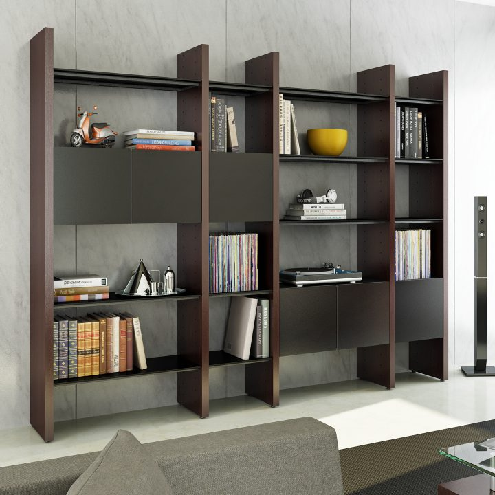 living room shelving units interior decoration for in nigeria modern shelves and bookcases bdi furniture