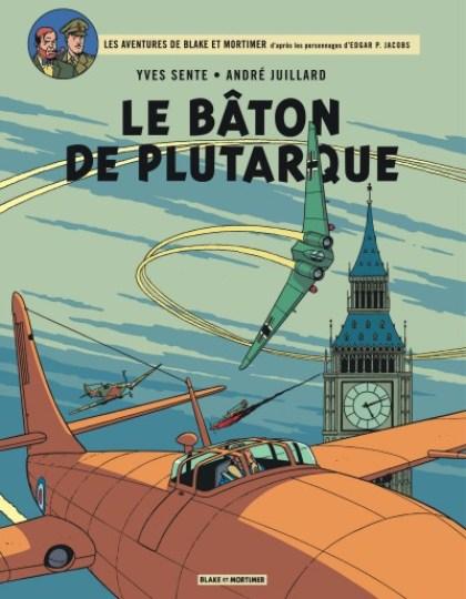 Blake et Mortimer tome 23 - Le Bâton de Plutarque
