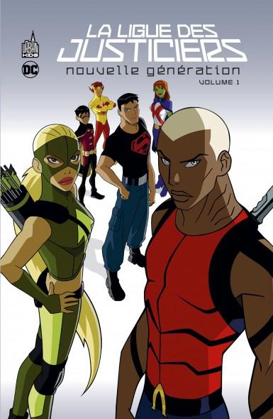 Ligue Des Justiciers Nouvelle Génération : ligue, justiciers, nouvelle, génération, Ligue, Justiciers, Nouvelle, Génération, Urban, Comics