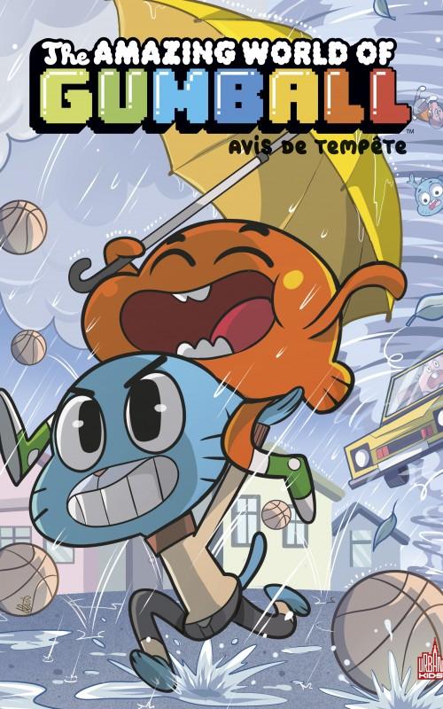 Jeux De Gumball Et Darwin : gumball, darwin, Monde, Incroyable, Gumball, Urban, Comics